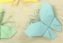Crafts - Origami