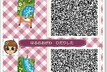 QR codes ANIMAL