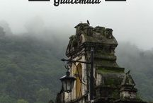 GUATEMALA | travel / Travel tips, things to do, where to stay, and what to eat in Guatemala!