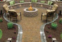 Relax v zahradě / Posezení, altány, lavečky, pergoly