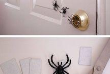 halloween decorations / Halloween