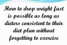 diet-plans-to-lose-weight-fast / by Ivonne Skidmore