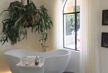 Decoración de Interiores / Espacios de interiores con telas de Serena.