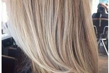 Highlights blonde