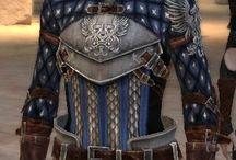 Grey Warden Armor