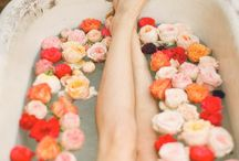 Flowers bath / by Beauty Scenario