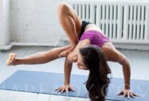 Yoga / by Rebecca Boeve