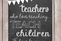 Teacher and School Printables / School, Classroom, and teacher printables