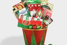 Holiday Gift Baskets / Holiday Gift Baskets