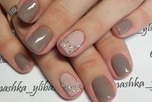 Office Nail Design
