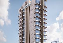 Eudora / Located in the sophisticated western suburbs, this is amongst the high-end luxury properties in Khar stands tall at 14 storeys. A tower, which is on its way to be an iconic structure in Khar, has 2 levels of podium car parking and 4-bedroom apartments that are designed to be home to those who live the high-fliers life! To match this lifestyle, these near to ready possession apartments in Khar offer you state-of-the-art gym, modular kitchen and stylish bathroom with high-end fitting.