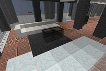 Minecraft / Verzameling foto's van Minecraft. Onder andere van de Sint Maartenwereld, een project om met kinderen een parochie (na) te bouwen. Onder de titel Minecraft Monday blog ik hierover op  Proeven en Geloven.blogspot.nl.
