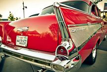 Vroom Vroom! / Cars that deserve to be loved and adored.... / by Cortney Hand