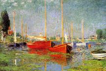 ART Claude MONET