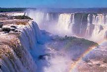 Wodospady / Najpiękniejsze wodospady świata