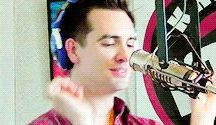 brendon at the disco