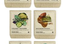 Seed packets I like