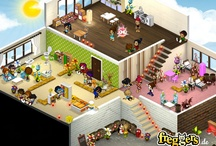 Freggers User Made Homes