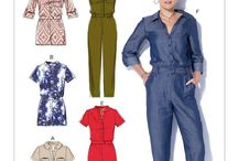 Patterns - jumpsuits & rompers