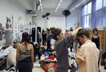 Workshop Bernhard Wilhelm, Fashion Designer  / HEAD - Genève janvier 2014