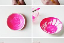 Clay, Air Dry Ideas / Inspiration for Air Dry Clay projects.