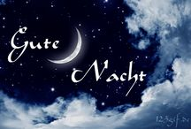 Gute Nacht