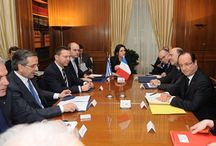 Διεθνείς Συναντήσεις