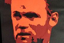 Wayne Rooney / 3D pop art