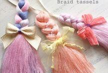 Tassels, knots, cords....