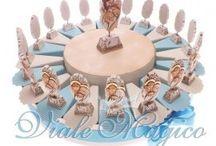"""Bomboniere Battesimo / Scegli le nostre creazioni per il Battesimo del vostro Bimbo o della vostra Bimba! Portachiavi, Appendini, Ciondoli, Portachiavi, Angioletti, Fatine... Hai l'imbarazzo della scelta! """"Il Signore ti accompagni per tutta la vita e ti protegga sempre!"""""""
