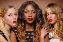Hair Extensions capillaires / Découvrez nos extensions de qualité Remy Hair. Entretien et idées coiffures.