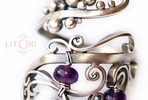 Jewelry with stones / Ювелирные украшения  с камнями / Интересные  украшения с красивыми  камнями, которые радуют глаз