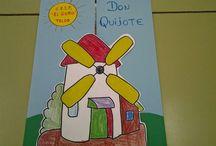 lapbook el quijote