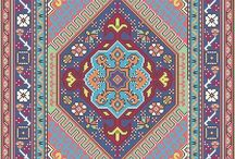 Needlevork  carpet   kilim