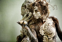 Inspiration for bodypaint session / by Chantal Snackey
