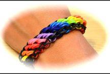 For Moo - Rainbow Loom / by Amy Schuh