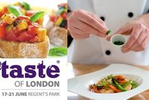 Taste of London 2015 / An insight into the Restaurants, food and chefs appearing at this year's Taste of London festival in Regent's Park.
