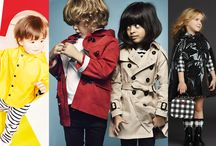 Spring in the rain s/s15 / The winter is over, but spring can make jokes. That's the style for rain chosen by Moda Junior: refined trench, waterproof multicolor, nice boots and many colorful ideas to transform a wet day in a sunny day! And then all ready to sing in the rain?!