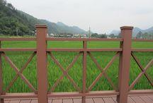 kerítés- terasz