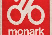 Linha de bicicletas Monark 1987