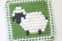 Crochet Patterns (Squares & Motifs)