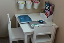 Play room in the new house / by Mallory Booth-McDonough