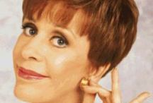 Carol Burnett/Show / Carol Burnett is one of the funniest comedians to grace the Television.  She had great backups.  None of them could keep a straight face.  That was funnier then the show.  In 2002 she lost her daughter Carrie, to lung and brain cancer.  She was only 38.