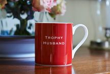 My Shining Armour Drinkware / We didn't want to leave your hot beverages out in the cold, they deserve some style too! Shop all at http://myshiningarmour.com