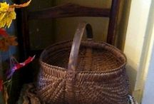 Early Antique Baskets