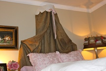 Bedrooms / by Burlap and Crystal