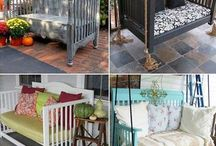 Ideas to reuse old items