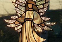 andílci ze skla