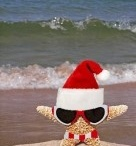 Christmas In July By The Sea