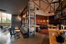 Cafes + Bars